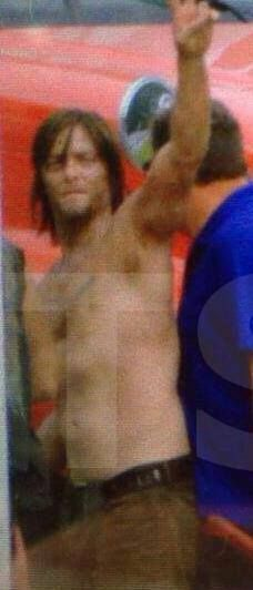 Shirtless Norman                                         This is sex