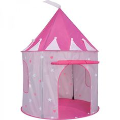 I wonder what adventures your little girls would have in one of these. This is a perfect gift for 5 year old girls to build of their imagination.