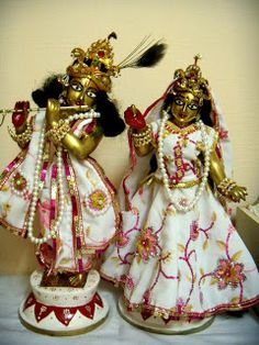 homemade deity dress...inspiring