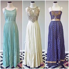 New, gorgeous Anita Dongre gowns available at Studio East6! Styles soon available via www.StudioEast6.com Please email: sales@studioeast6.com for any inquiries  #studioeast6 #anitadongre #indianfusion #indianstyle #indianbride #indianrunway #indianbridal