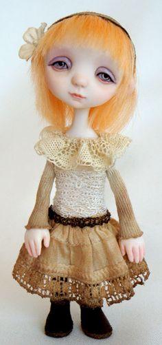Wendy - Original doll by Ana Salvador