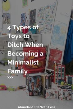 How to declutter toys | Minimalism with kids | Become a minimalist family | #minimalism #minimalismwithkids #declutteryourhome #decluttertoys