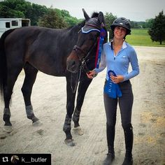 #Repost Congrats to @k__butler & her mount Guidance yesterday on winning both Modified classes and Champion at #CVSJA ! Check out that bonnet! #styleyoursteed #equestrianstyle #flybonnet #prettyproductsforprettyponies #horsesofinstagram #jumper #fillyfinery