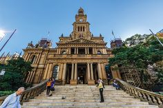 Sydney Town Hall Powers Up With Trigeneration Town Hall Ferry