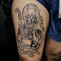 Wicked Tattoos, Creepy Tattoos, Dope Tattoos, Anime Tattoos, Girl Tattoos, Tattoos For Guys, Dna Tattoo, Sick Tattoo, Body Art Tattoos