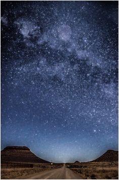 Karoo night - Colesberg - South Africa