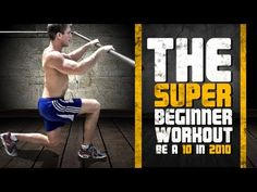 """The Super Beginner Workout """"Be a 10 in 2010″"""