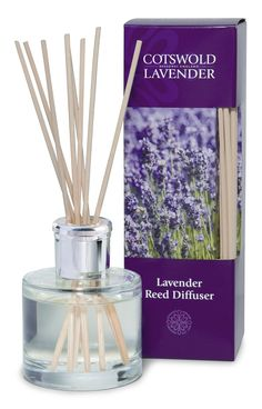 A luxury reed diffuser blended with our finest lavender oil. Filled with the long lasting fragrance, all packaged in a beautiful glass bottle; making it the perfect gift.