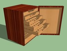 Cigar Humidor Building Plans If someone want to learn woodworking methods, try out http://www.woodesigner.net