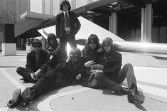 Jefferson Airplane, 1965 © Dennis Hopper