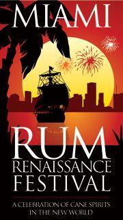 The Miami Rum Renaissance April 16-22 #BOELMiami, VIP Tickets on sale now #MiamiBeach