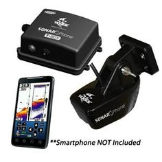 Vexilar SP200 T-Box Smartphone Fish Finder, Black ** You can find more details by visiting the image link.
