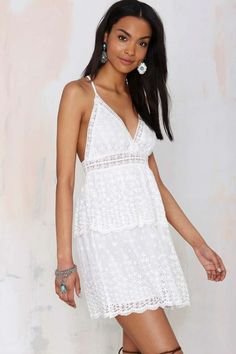 Glamorous Islia Lace Dress - Going Out | LWD