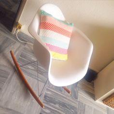 Rocking chair :) de chez @happyconnection for babies room