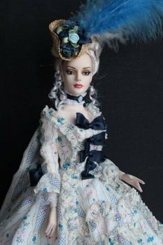 Prego: I have the blue one - love it - here it is on Tonner BJD Sydney