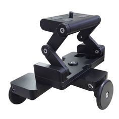 69.88$  Watch now - http://ali03h.worldwells.pw/go.php?t=32679492615 - 2016 New Mini Foldable Tricycle Table Top Dolly 1/4'' Screw Mount for 60D 70D D5300 D5500 A7II DSLR Camera / Gopro / Phone