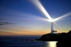 Pigeon Point Lighthouse by kismetphotos, via 500px