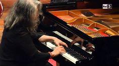 Martha Argerich plays Schumann's Piano Concerto in A minor, Op. 54, with Antonio Pappano, cond. the Orchestra dell'Accademia Nazionale di Santa Cecilia.