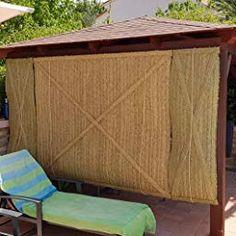 En Stock, Outdoor Furniture, Outdoor Decor, Outdoor Storage, Natural, Home Decor, Shades, Gardens, Furniture