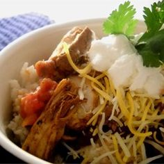 Fast Chicken Over Black Beans and Rice - Allrecipes.com