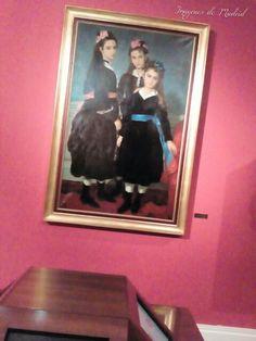 Museo del Romanticismo Las tres hijas del duque de Montpensier