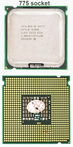 INTEL XONE X5472 quad core 4 core 3.0MHZ LeveL2 12M  1600 Work on 775 motherboard no need  adaperts