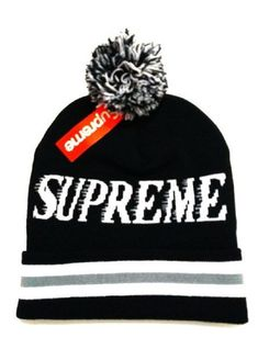 2017 Winter Hot Supreme Beanie knitted hat Nice Tops 5225f5a0f71