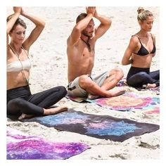 TAG YOUR YOGA BESTIE AND TELL THEM HOW MUCH YOU LOVE TO YOGA WITH THEM 💕💕💕. . . Friends who yoga together stay together. Why not team up together to purchase a new mat and share the postage costs? Let your new mat match yo