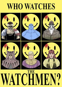 Who Watches the Watchmen? - Denis Medri