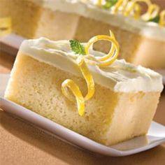 Lemon Cake.