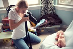 Newborn Photoshoot & Photography Tips Roundup