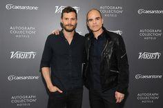 Jamie Dornan Photos Photos - Actors Jamie Dornan (L) and Michael Kelly attend…