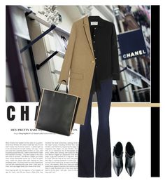 """""""Cold Weather Essentials: Wool Coat"""" by martso ❤ liked on Polyvore featuring Chanel, Maison Margiela, J.Crew, Jil Sander, Kim Kwang, contestentry and woolcoat"""