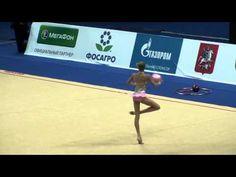 Yana Kudryavtseva's 2013 ball routine
