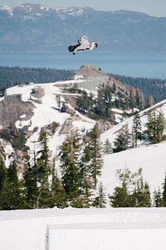 Mark McMorris getting a midrange 89?  What what what?!