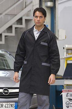 Siete pronti per il cambio di stagione  Camice da lavoro manica  elettricista meccanico Abbigliamento - 7b46f5329603