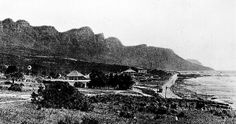 Camps Bay | Flickr - Photo Sharing! Historical Pictures, African History, Camps, Cape Town, South Africa, Past, Landscape, City, Trains