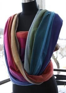 """Sustain.able Sprouts - Girasol """"Northern Lights""""  Diamond Weave Wrap , $110.00 (http://www.sustainablesprouts.com/girasol-northern-lights-diamond-weave-wrap/)"""