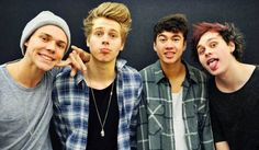 5 Seconds of Summer se presentará en el Luna Park