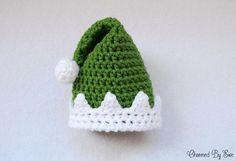 Preemie Elf Hat