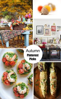 Autumn Pinterest Picks #brightboldbeautiful #Fall