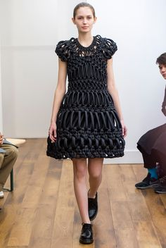 A Comme des Garçons Pattern-Cutter Finds His Own Way in Paris - Gallery - Style.com