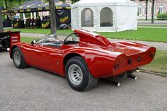 1967 Alfa Romeo Tipo 33-2 Periscope