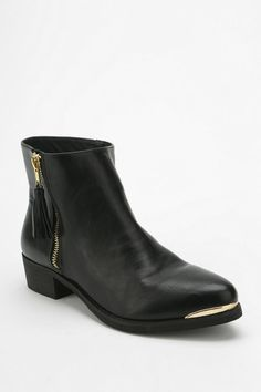 Wanted Jig Side-Zip Ankle Boot