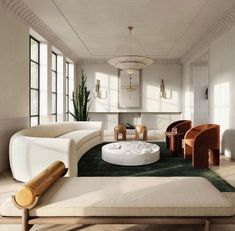 Interior Design Living Room, Living Room Designs, Living Room Decor, Apartment Interior Design, Room Interior, Interior Minimalista, Deco Design, Design Trends, Colour Trends