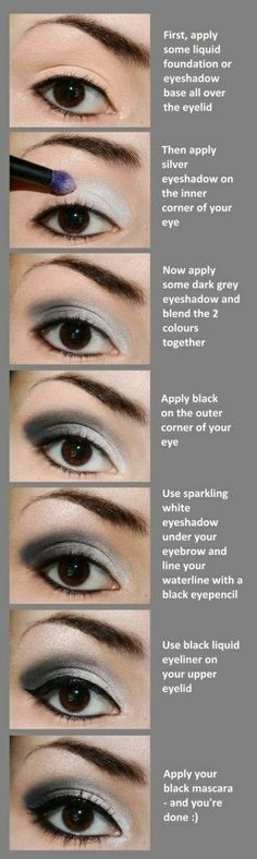 EYES MAKEUP - Smoky tutorial Visit my site Real Techniques brushes makeup -$10 http://youtu.be/a1K1LTTa8AU #realtechniques #realtechniquesbrushes #makeup #makeupbrushes #makeupartist #makeupeye #eyemakeup #makeupeyes