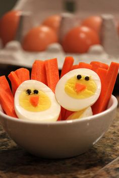 Deviled Egg Chicks