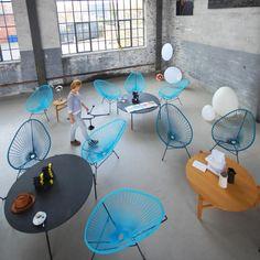 Acapulco Chair Armchair | Oficina Kreativa