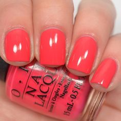 "love this color! opi ""She's A Bad Mufuletta"" from the New Orleans collection. Fancy Nails, Cute Nails, Pretty Nails, Opi Nail Colors, Natural Gel Nails, Nail Polish Art, Nagel Gel, Opi Nails, Fabulous Nails"