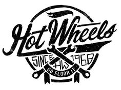 Hot Wheels 2013 Style Guide branding and design.